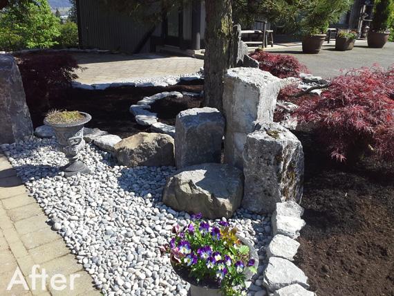 Garden maintenance and landscpape renovations gallery for Garden maintenance work