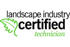 Landscape Industry Certified Technician